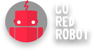 Go Red Robot Hosting